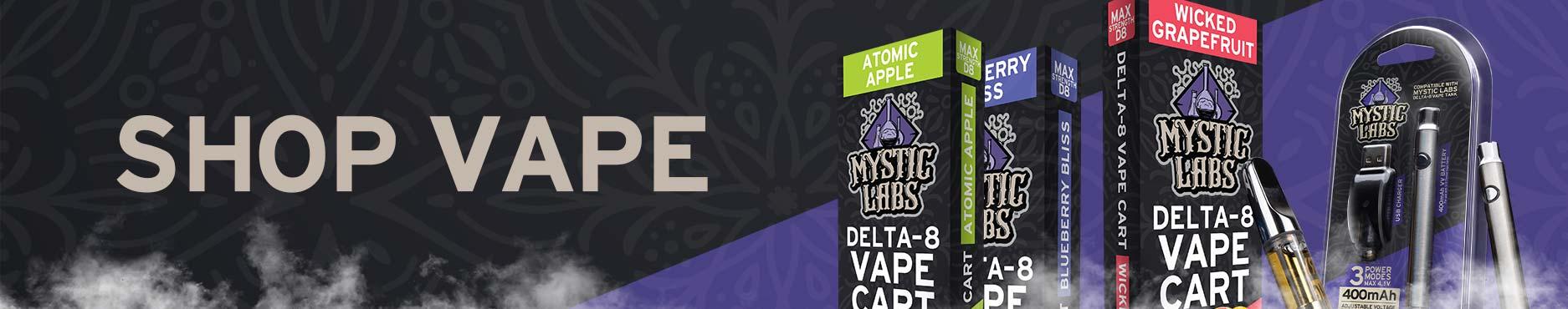 Delta-8 Vape Juice