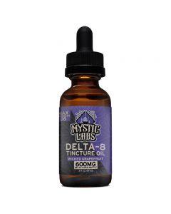 Mystic Labs Delta-8 Tincture Oil