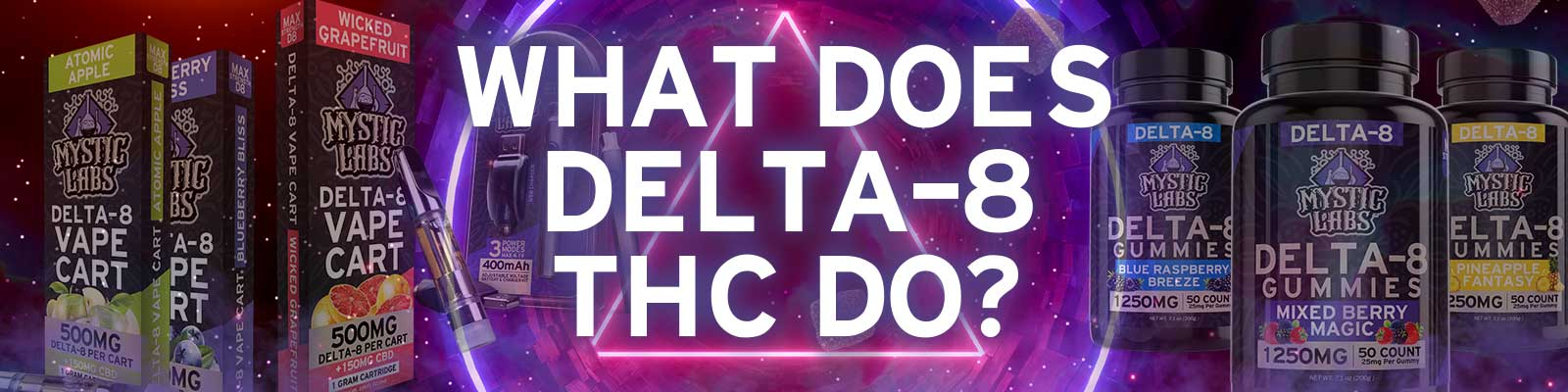 What does Delta-8 do?