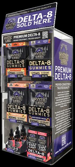 Mystic Labs Delta 8 Starter Kit Acrylic