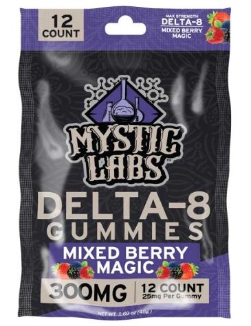 Delta-8 Gummies