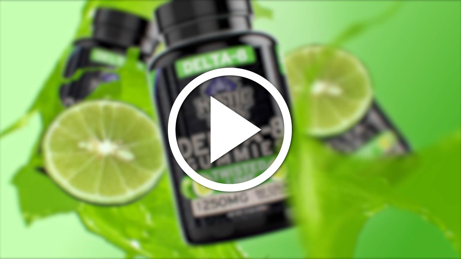 Delta-8 Gummies Video