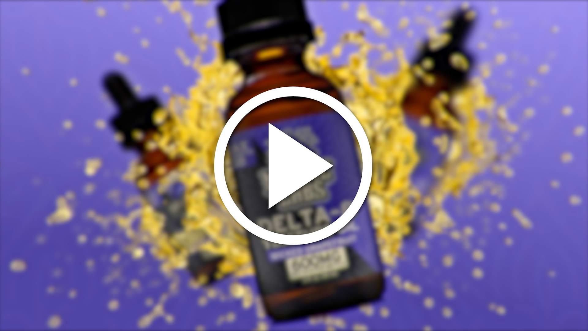 Delta-8 Oils Video