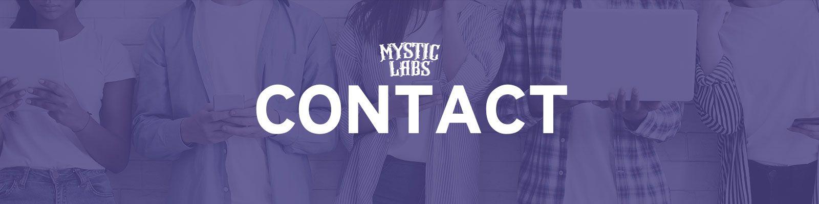 Contact Mystic Labs