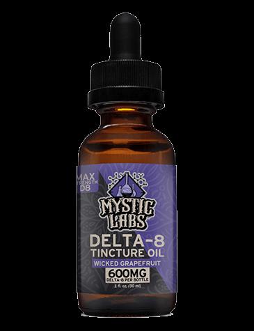 Delta-8 Tincture Oil